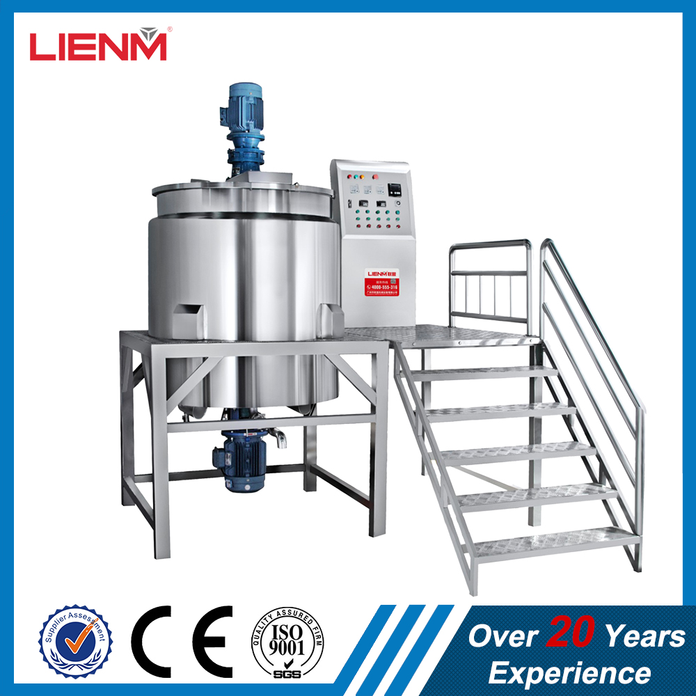 Liquid Shampoo Liquid Soap Making Machine,High Quality Production Line