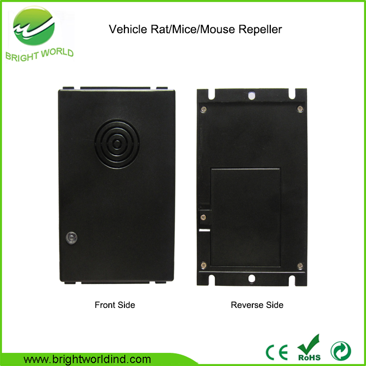 Hot sale Automatic Outdoor Animal Deterrent Rodent Mouse Mice Rat Repeller for Car