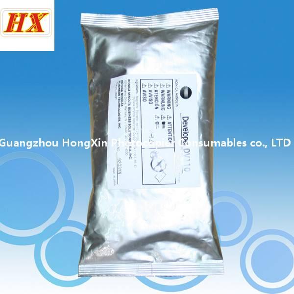 Copier developer DV110 for Minolta Bizhub152/183/1611/2011/162/210/163/220 copier powder