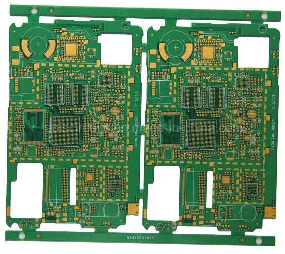 Lead Free HASL&ENIG Multilayer PCB