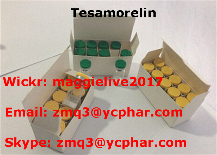 Weight Loss Growth Hormone Peptides Tesamorelin CAS 218949-48-5