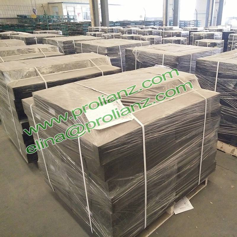 Professional Elastomeric Laminated Rubber Bearings for Bridge Project