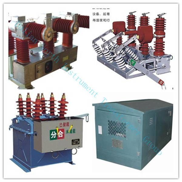 12-70.5KV indoor and outdoor vacuum switch
