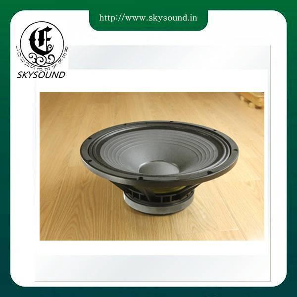 12 inch proaudio woofer speaker