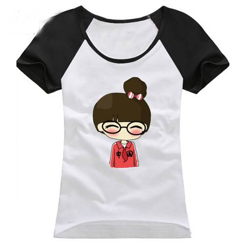 hotsale custom t shirt with printing in cotton