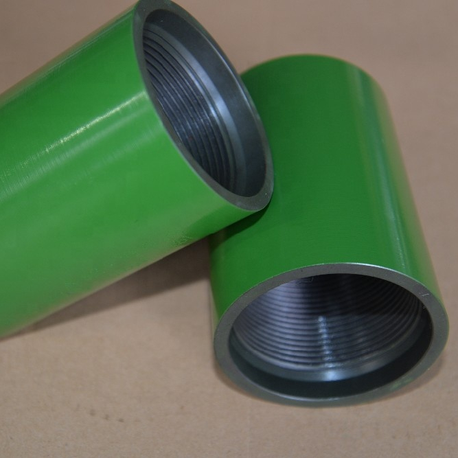 API 5CT Casing and tubing Coupling LONG THREAD