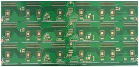 ROHS FR-4 Double-Sided TV Screen Scanning Pannel Board