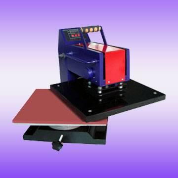 tshirt printing machine(swing-away design with larger pressure)