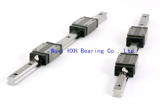 HGH 45HA  linear guideway ABEC-5 GCr15