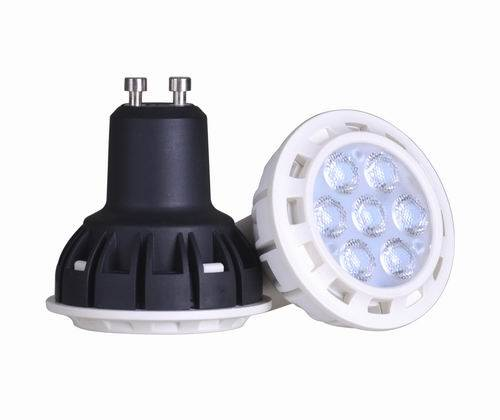 hot sell 7*1W LED spotlight with heat conductor plastic