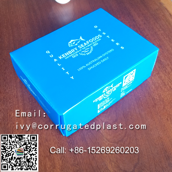 Plastic seafood box,plastic seafood packaging box,FROZEN FOODS PACKAGING
