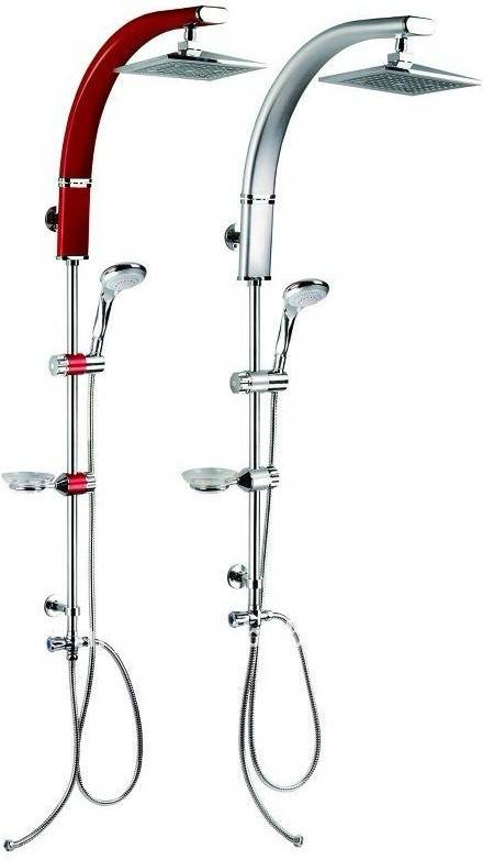 Aluminum Shower Set