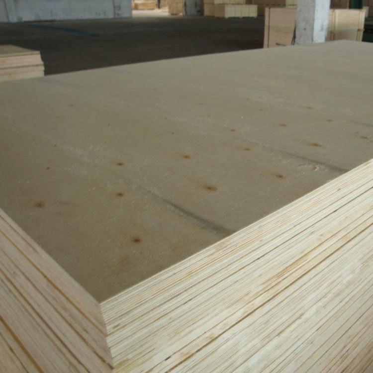 poplar/pine commercial plywood sheet for packing