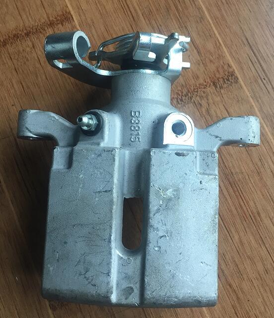 CHEVROLET COBALT brake caliper