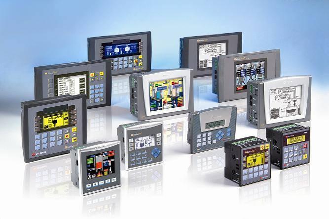 Unitronics PLC+HMI OPLC