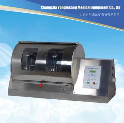 Laboratory water oil separation equipment with cover and temperature control