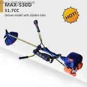 51.7CC 52.0CC Brush Cutter MAX-530D Deluxe