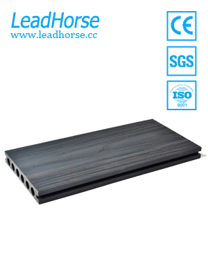 Anti-uv WPC Co-extrusion Decking for Outdoor