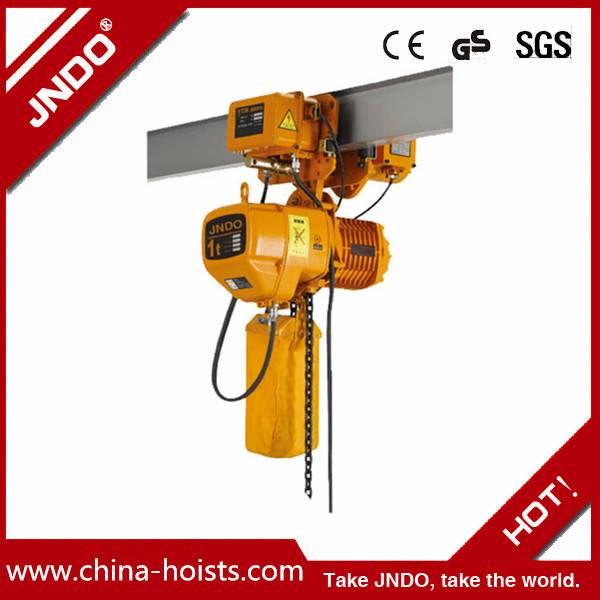 2014 HHBB electric chain hoist