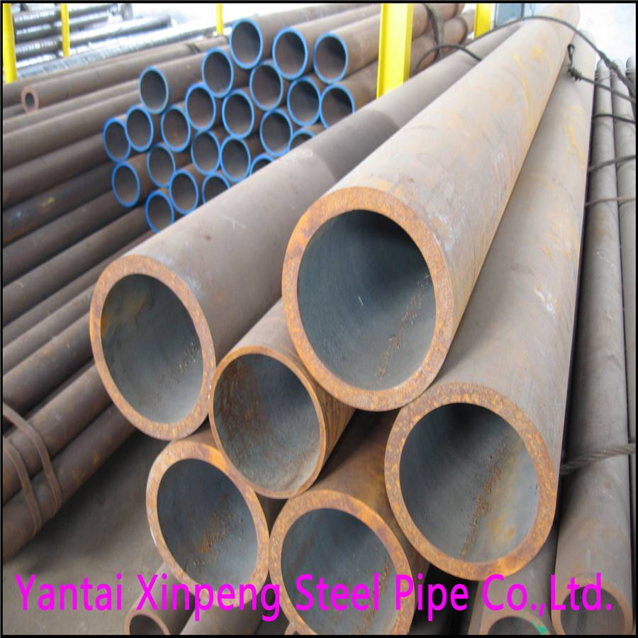 Structural Materials A106 SCH40 Carbon Steel Tube