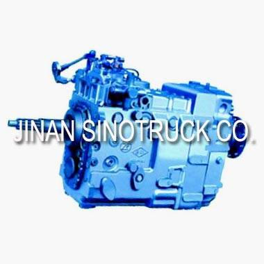 Sinotruk Howo Truck Transmission Parts 2159003019 ZF5S-150GP