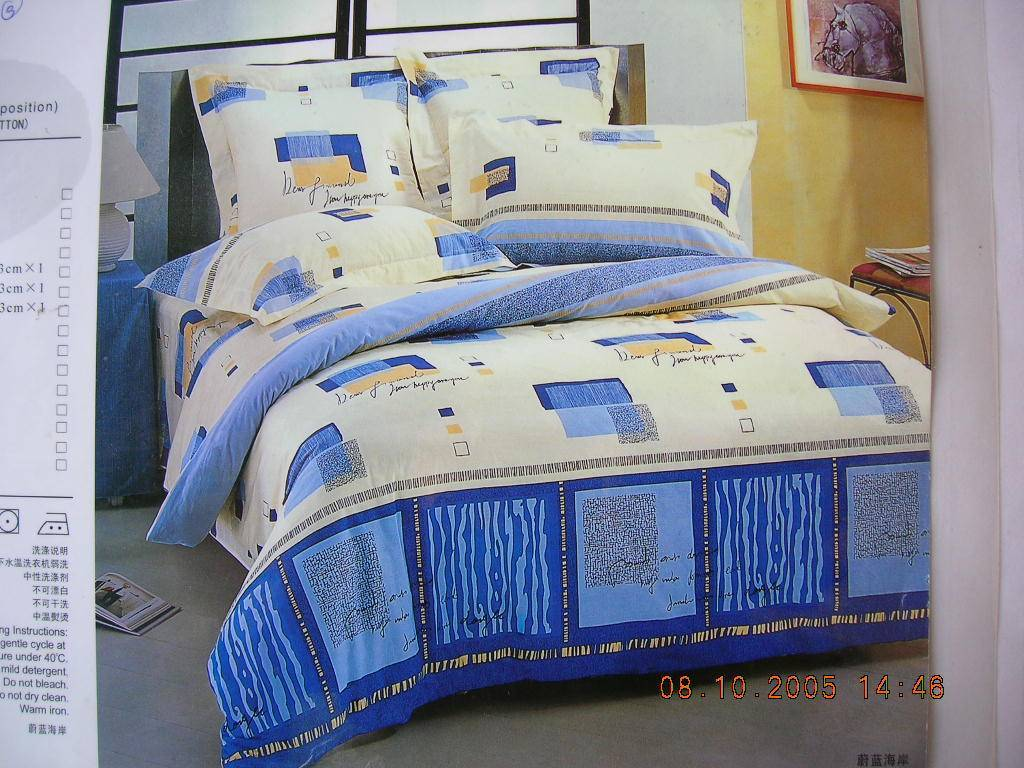 POLY BED SHEET