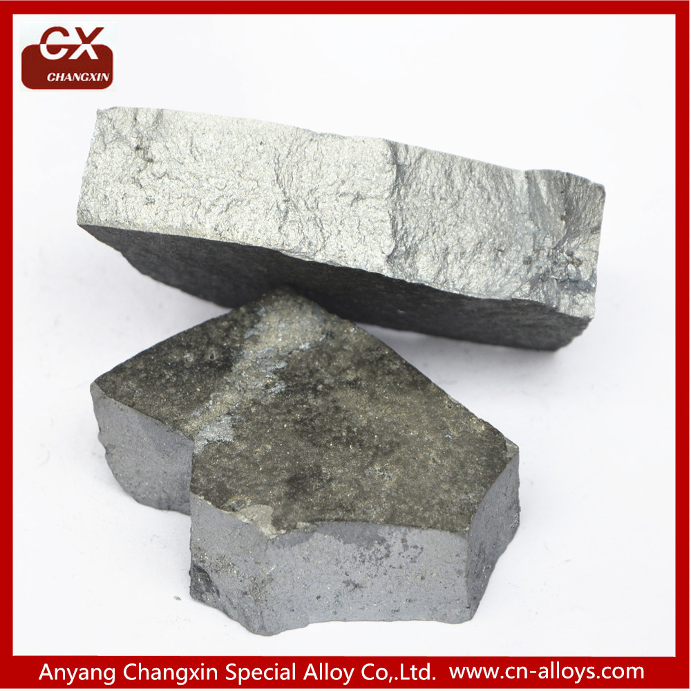 Rare earth fesimg metal for spheroidal graphite cast iron factory