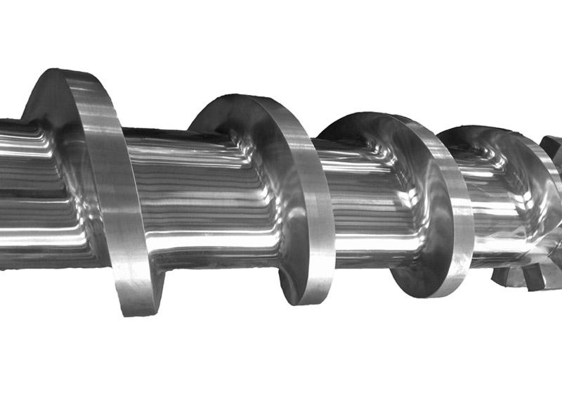 Yizumi UN800 Injection Machine screw barrel