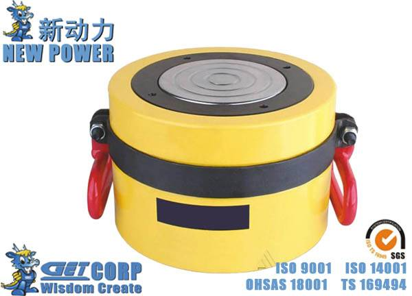 10T-200T  Hydraulic Jack RCS Thin Jack,Separable Type