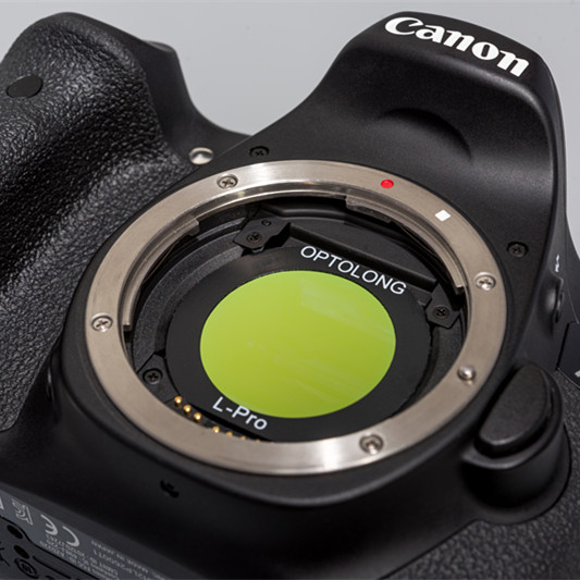 Optolong Canon EOS-C clip L-Pro filter