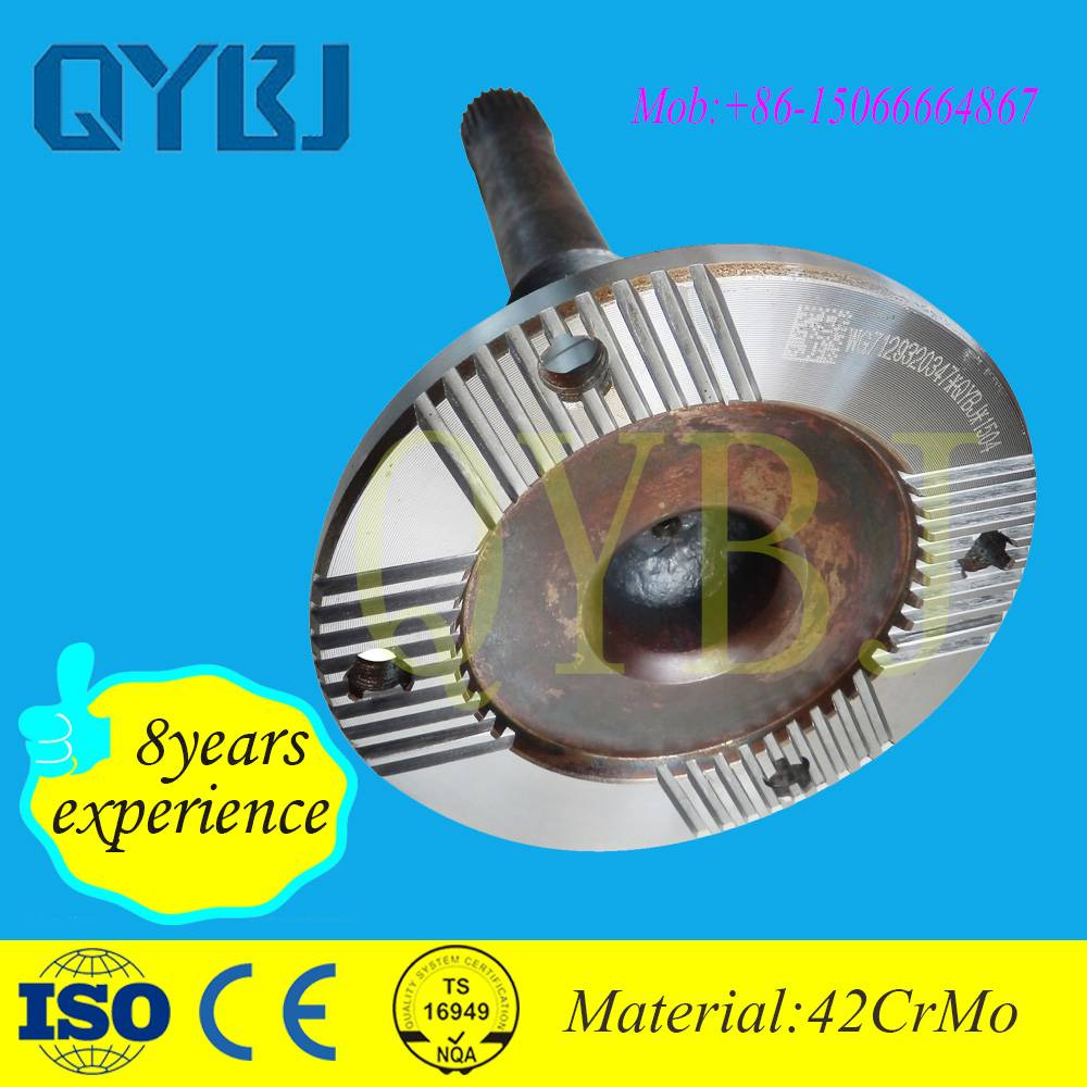 JZhangqiu dropship autoparts professional manufacturer joint axle drive shaft hino pto tandem axle