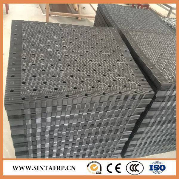 Liangchi Cooling Tower Fill 750*800mm, PVC Liangchi Fill