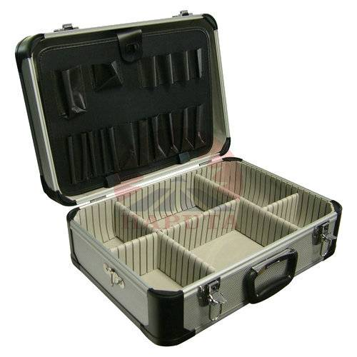 Heavy Duty Lockable Aluminium Box for Store Tools (HT-1050)