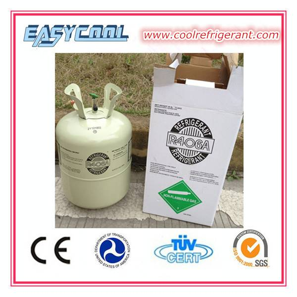 refrigerant gas r406a with high quality and low price