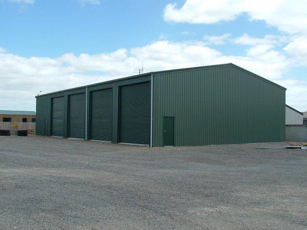 steel frame factory
