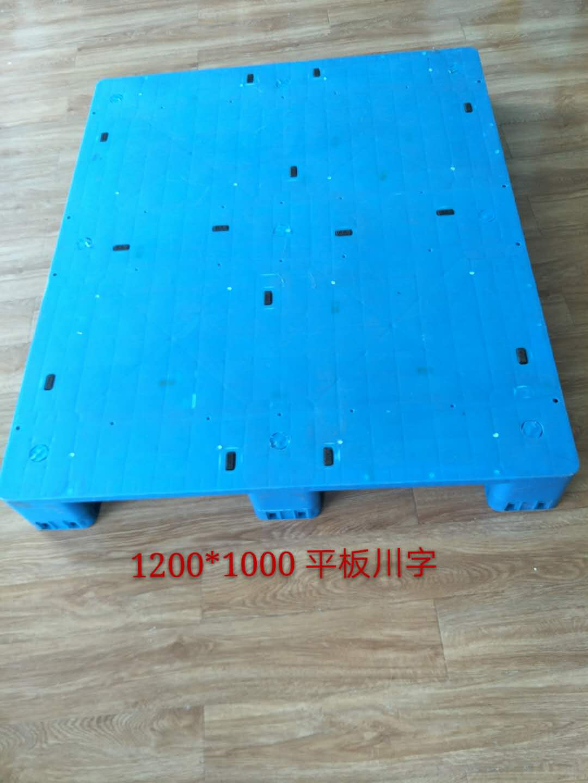 1200800mm standard size euro heavy duty warehouse storage plastic pallets cheap price