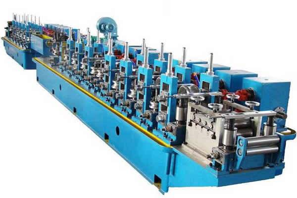 Welded Steel Pipe Production Line