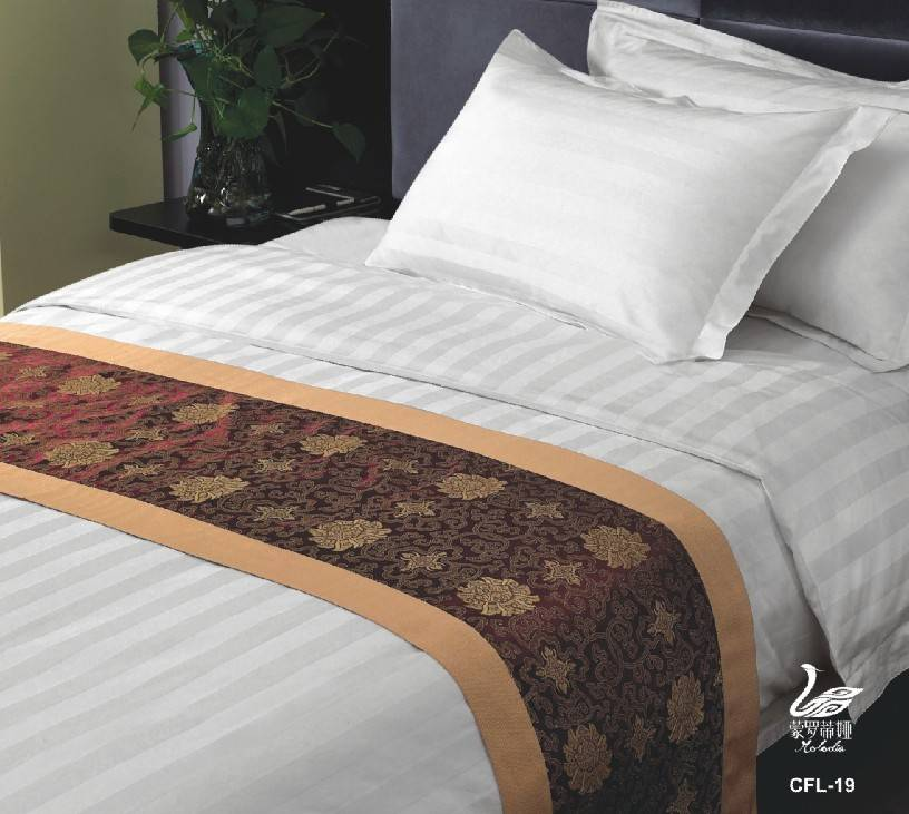 100% cotton hotel bed sheet