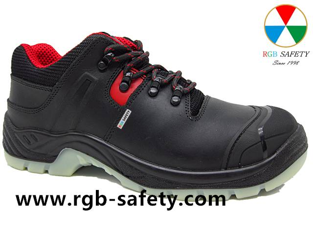 Steel toe work boots for men, best work boots for women GSI-1373
