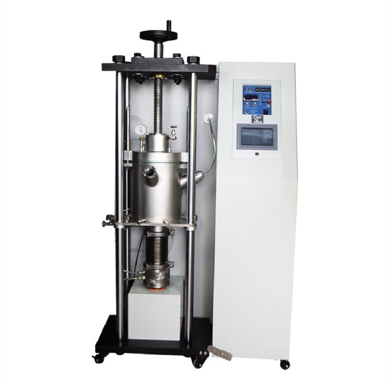 """300c Vacuum Lamination Hot Press with 12""""X12"""" Heating Plate and Hydraulic Pump"""