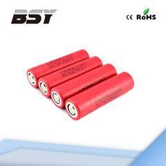 18650 battery LG HE2 2500mah3.7V rechargeable li-ion battery