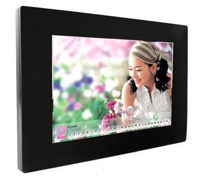 7 inch music digital photo frame