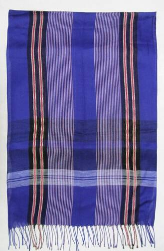 men's long woven scarf for winter fashionable scarf PG941