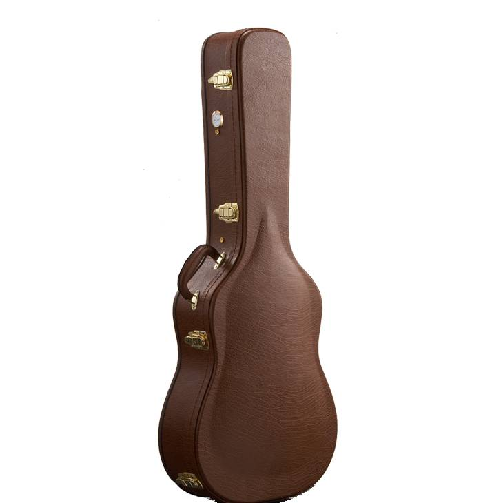 Hard-Shell Wood Case for Classical Guitars