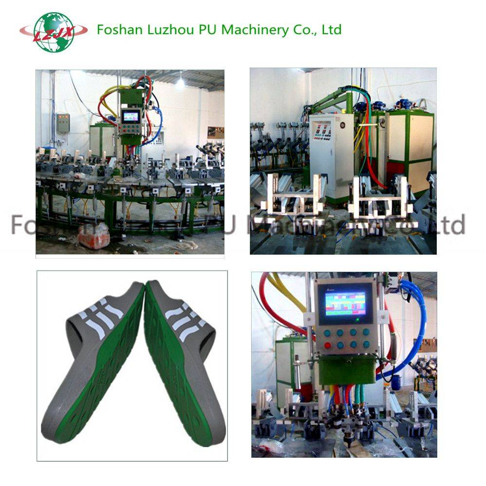Hot Sales Polyurethane Foam Making Machine for Shoe Sole