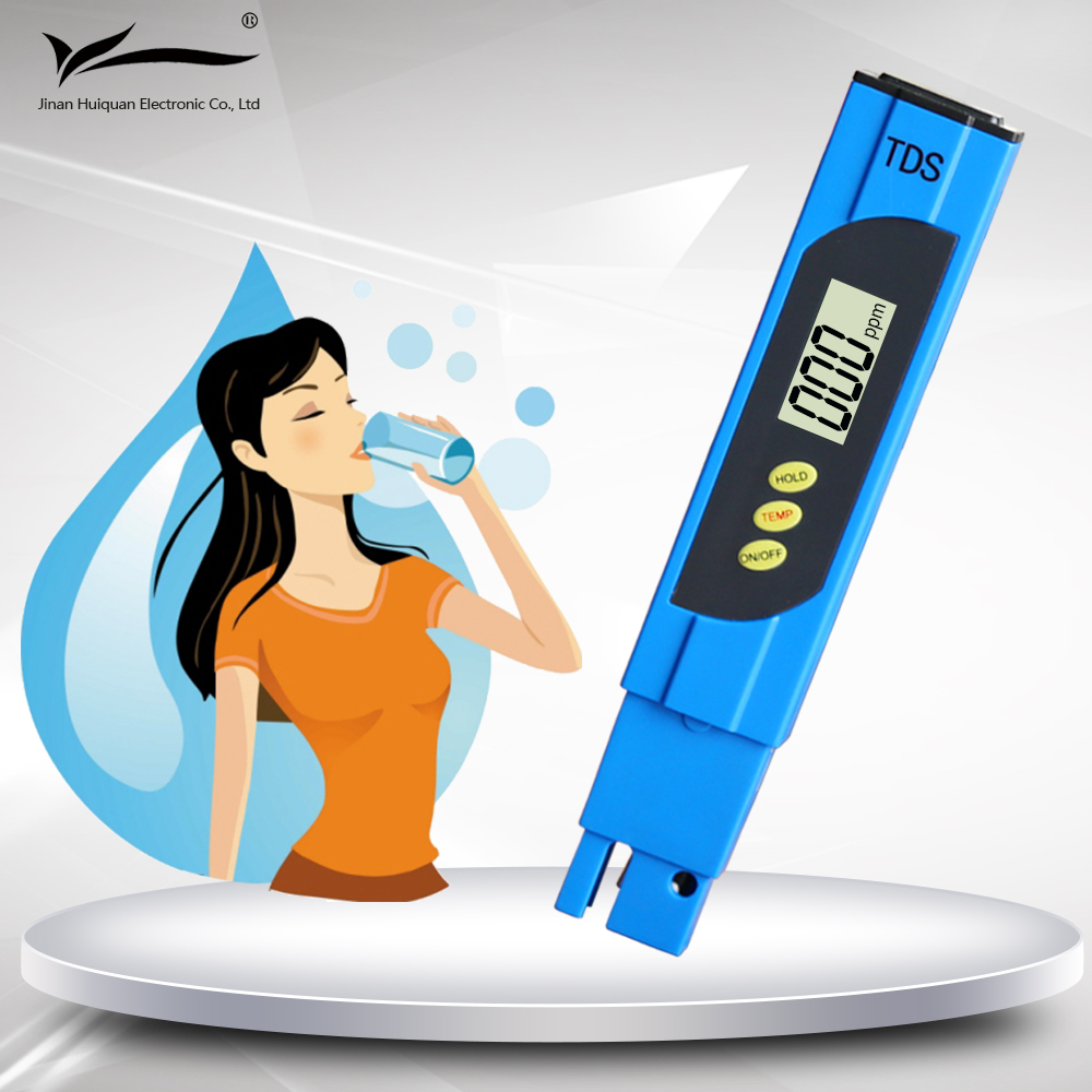 The low cost test pen type for tds measure and tds meter for milk with high quality meters tds
