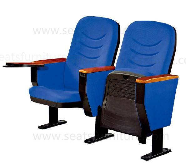 Plastic fixed auditorium seating for hall rooms LS-501