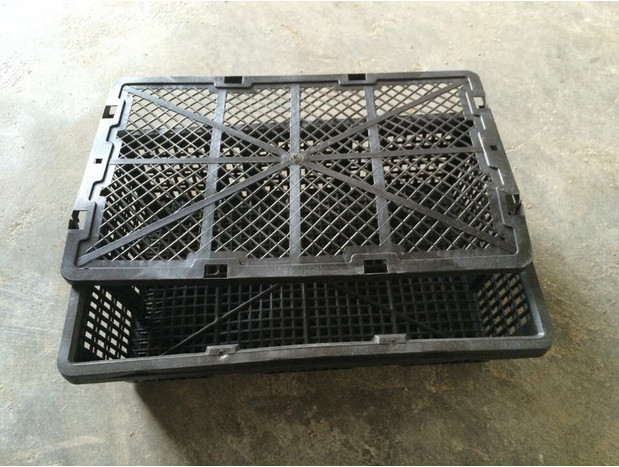 Plastic Basket Cage for Abalone / Sea Cucumber/ Oysters /Seafood Planting (BYK-1)