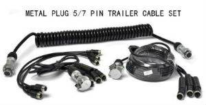 7 pin trailer cable