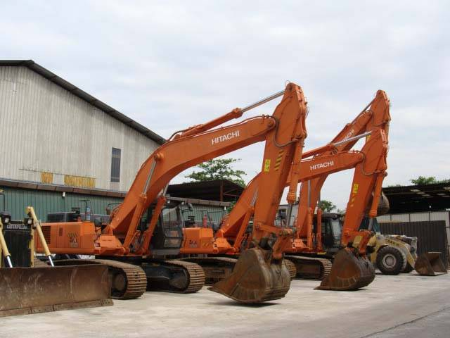 Used,ZX450H,ZX450,Hitachi Zaxis,Excavator